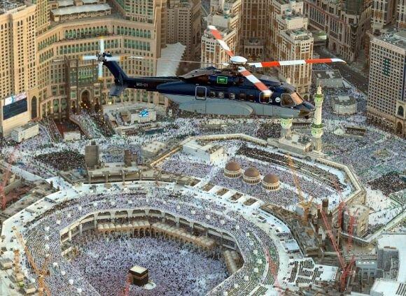 طيران الأمن يرفع جاهزيته ويكثف طلعاته الجوية في العشر الأواخر
