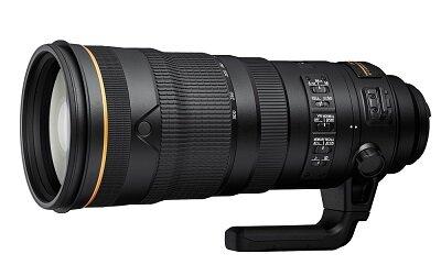 نيكون تكشف عن العدسة الجديدة 300mm f/2.8E FL ED SR VR-NIKKOR 120