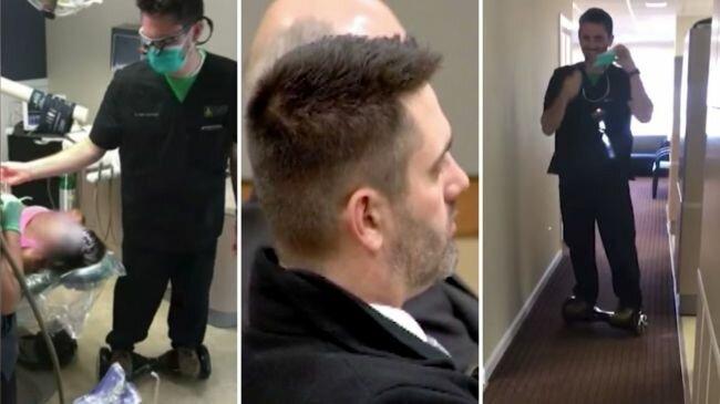 السجن 12 عام لطبيب أسنان خلع سن مريض على هوفر بورد