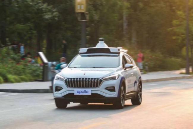 """شركة الإنترنت الصينية """" بايدو """" تحصل على إذن لاختبار السيارات ذاتية القيادة داخل المدن"""