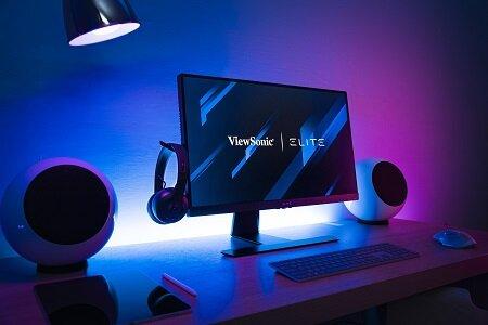 فيوسونيك توفر دعم شاشات QHD للجيل الجديد من أجهزة الألعاب الإلكترونية