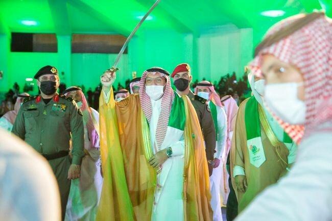 صور من رعاية الأمير فيصل بن مشعل لحفل أمانة منطقة القصيم باليوم الوطني (٩١)  للمملكة