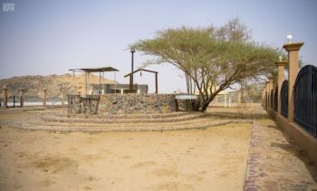 آبار نجران .. معالم تاريخية لحضارات قديمة