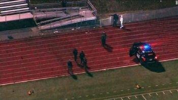 نقل شخصين على الأقل إلى المستشفى مساء الجمعة بعد إطلاق نار في مدرسة ثانوية في نيو جيرسي