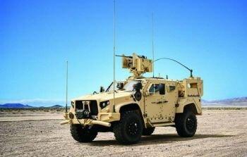 تقرير : ليتوانيا تشتري 500 مدرعة أمريكية وتبرم عقد لتأمين وحدات الحامية للأسلحة ذات التحكم البعيد (CROWS)