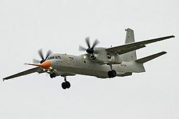 """طائرة الشحن العسكرية أنتونوف """"AN-132"""" ( السعودية - الأوكرانية )"""