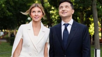 زوجة الرئيس الأوكراني تصاب بفيروس كورونا