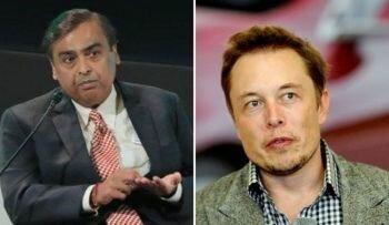 إيلون ماسك و  موكيش أمباني يتخطون وارن بافت في قائمة بلومبيرغ للأغنياء
