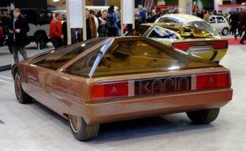 """سيارة """" سيتروين كارين """" الغريبة نوعًا ما"""