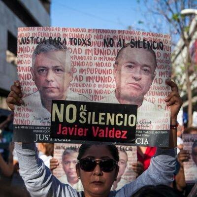 العثور على صحافي مقطوع الرأس في شرق المكسيك
