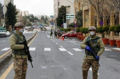 الأردن يعلن عن فرض حظر تجوال جزئي في البلاد