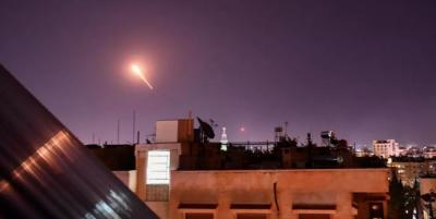 إسرائيل تقصف مدرسة جنوب سوريا (سانا)