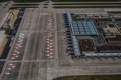 بعد انتظار تسع سنوات مطار برلين براندنبورغ سوف يستقبل الزوار اليوم السبت