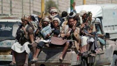 مقتل وإصابة 12 مدنياً بينهم نساء وأطفال بقذائف مليشيا الحوثي الإرهابية شمالي محافظة تعز