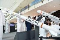 الكشف عن أول صاروخ دفاع جوي إماراتي