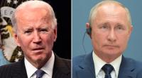 """مسؤولون روس يطالبون بايدن بالاعتذار بعد أن وصف بوتين بـ """" القاتل """""""
