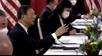 تلاسن حاد بين الجانب الأمريكي و الجانب الصيني في محادثات ألاسكا