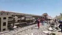 مصر: مجهولون تسببوا في إيقاف قطار سوهاج باستخدام مكابح الطوارئ