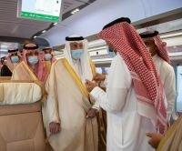 الفيصل يشهد إعادة تشغيل رحلات قطار الحرمين السريع