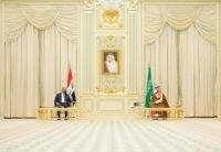 دولة رئيس الوزراء العراقي يصل الرياض