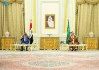 ولي العهد ورئيس الوزراء العراقي يعقدان جلسة مباحثات رسمية .. والكشف عن تفاصيل البيان المشترك
