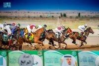 أمير القصيم يرعى الحفل الختامي لموسم سباقات الفروسية بالمنطقة
