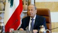 الرئيس اللبناني يؤكد على رفضه أن تكون لبنان معبر للمخدرات و الممنوعات