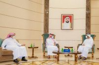 وزير الرياضة يقوم بزيارة خاصة لدولة الامارات المتحدة