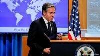 وزير الخارجية الأمريكي يعلن دعمه لإسرائيل في هجماتها العدوانية على #غزة واصفاً ذلك بالدفاع عن النفس
