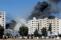 الولايات المتحدة تطلب من إسرائيل تجنب وسائل الإعلام بعد سقوط برج