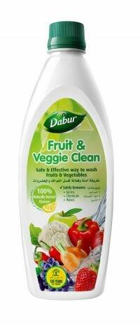 """""""""""دابر الدولية"""" تغزو قطاع الصحة والنظافة الغذائية مع """"غسول الخضروات والفواكه"""""""""""