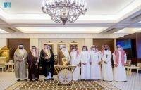 أمير القصيم يبارك لنادي الصقر بمناسبة الصعود لدوري الدرجة الثانية