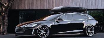 """طرح نماذج جديدة من سيارة تسلا  """"S"""" الكهربائية"""